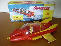 SUPERCAR * from Thunderbirds & Captain Scarlet creator, Gerry Anderson