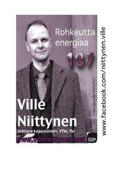 Ville Niittysen kuntavaaliesite 2012
