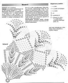 Home Decor Crochet Patterns Part 74 - Beautiful Crochet Patterns and Knitting Patterns Crochet Doily Diagram, Crochet Motif Patterns, Filet Crochet, Knitting Patterns, Crochet Dollies, Crochet Art, Thread Crochet, Crochet Stitches, Crochet Circles