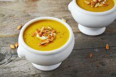 Cinnamon Pumpkin Soup