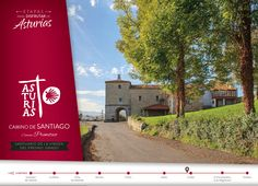 Santuario de la Virgen del Fresno. Grado. Camino de Santiago Primitivo. Asturias