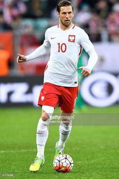 World Cup Grzegorz Krychowiak (Paris St-Germain) [Poland] midfielder Sport Icon, Lewandowski, World Cup 2018, Football Team, Poland, Soccer, Running, Workout, Sports