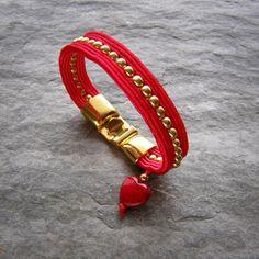 Risultati immagini per saadia soutache Soutache Bracelet, Soutache Jewelry, Soutache Tutorial, India Jewelry, Seed Bead Bracelets, Homemade Jewelry, Beaded Flowers, Jewelry Crafts, Jewelry Design