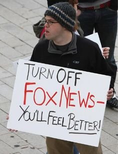 Dear Republicans:  Have anger issues? Turn off Fox News...you'll feel better! pic.twitter.com/AstXT4Alj1