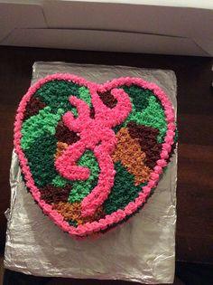 Camo cake I made!!!
