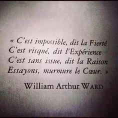 #WilliamArthurWard