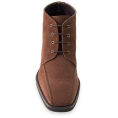 Ancona. Zapatos con alzas. Exterior de piel nobuck. Interior totalmente forrado en piel. Suela de goma-látex ultraflexible. Botas de cordones, ideales para vestir con ropa casual o elegante.