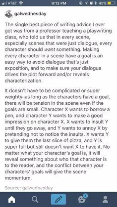 Every character wants something writing inspiration, writing ideas, book writing tips, creative writing Writing Promps, Book Writing Tips, Writing Characters, Writing Words, Writing Resources, Writing Help, Writing Skills, Writing Ideas, Creative Writing Tips