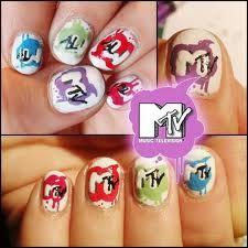 MTV Nail Art