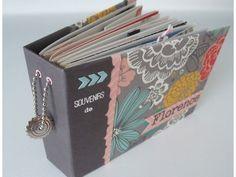 """Val 49 : mini-album """"Souvenirs de Florence"""""""