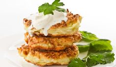 We have put together a gallery of all our eight favorite kinds of latkes, one for each night of Hanukkah! Veggie Recipes, Cooking Recipes, Recipe For 8, Quick Healthy Lunch, Salmon Burgers, Hanukkah, Cabbage, Vegetables, Ethnic Recipes