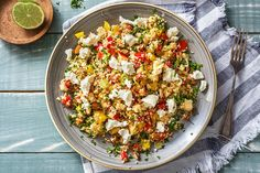 Always wanted to know the best vegan recipes? Then make sure to keep on reading this post and get the recipe to a delicious vegan couscous salad! Best Vegan Recipes, Vegetarian Recipes, Favorite Recipes, Healthy Recipes, Weekday Meals, Lunch To Go, English Food, Healthy Salads, Healthy Food