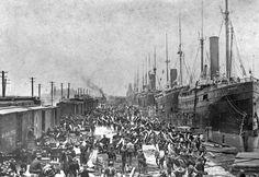 Tampa, 1898 preparing for war