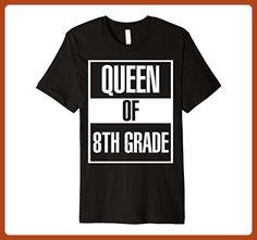 Mens Retro Vintage 8th Grade Funny School Gift T-Shirt XL Black - Retro shirts (*Partner-Link)