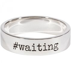Hashtag Purity Rings-- MAKE YOUR OWN!   Cornerstone Jewelry