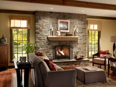 Home Staging Secrets: Turn Your Fireplace Into a Major Selling Feature