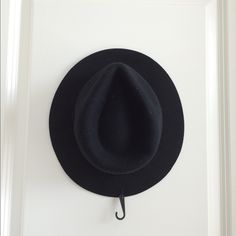 Forever 21 Fedora Small brim wool fedora. One size S/M and the other M/L. Forever 21 Accessories Hats