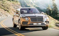 2018-2019 Bentley Bentayga – new stylish and heavy-duty crossover – cars 2018-2019-2020