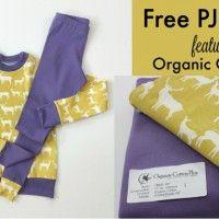 Free Knit Pajama Sewing Pattern