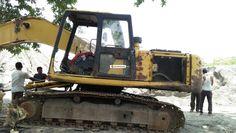 Get used hyva , construction equipment,tata hyva,JCB for sale in India. Used Excavators, Komatsu Excavator, Ashok Leyland, India First, Volvo, Military Vehicles, Tractors, Trucks, Cat