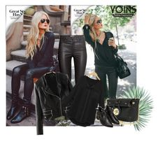 """""""Yoins I/15"""" by minka-989 ❤ liked on Polyvore featuring H&M, Agave, MustHave, autumn, autumnstyle, fall2015 and yoins"""