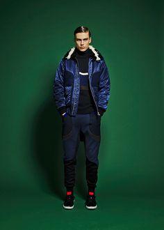 #Menswear #Trends undecorated MAN Fall Winter 2015Otoño Invierno #Tendencias #Moda Hombre    F.Y!