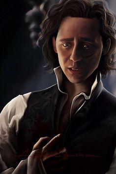 Fan Art. Sir Thomas Sharpe by Amatasera, Tumblr http://amatasera.tumblr.com/post/131678134547/oh-thomas-sharpe-you-broke-my-fking-heart