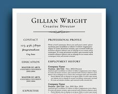 Buy One Get One Free Resume Template Packages All Day Everyday