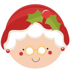 Image result for Mrs. Claus Clipart