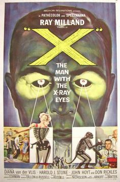 Every single pre-pubescent boy in '63 went to see this just hoping the x-ray thing really worked on girls! Super cool that Don Rickles is in this movie too!