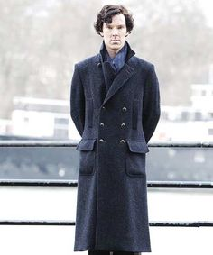 This Coat is introduced from the TV Series Sherlock Holmes. Sherlock Holmes Coat is available at our store. Shop Now! Benedict Sherlock, Sherlock John, Sherlock Holmes Bbc, Sherlock Holmes Benedict Cumberbatch, Sherlock Fandom, Sherlock Holmes Costume, Watson Sherlock, Sherlock Quotes, Baker Street