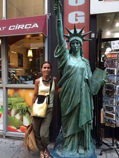 Bag gloriaca pieza única en NY