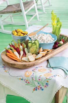 Easter Appetizers: Shrimp-and-Blue Cheese Spread