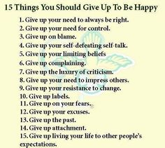 how to be happy with yourself pdf