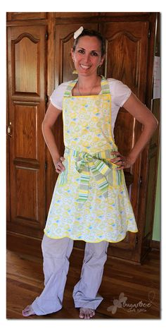 Sugar Bee Crafts: Inspired by Flirty Aprons