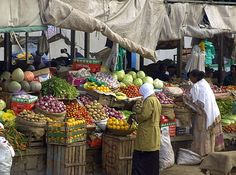 Asmara markets by khawaaja  Eritrea
