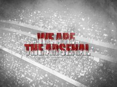 WE ARE THE ARSENAL - Surviving transfers since 1886 designed by @Arsenalofka for @LadyArse