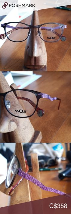 Eyeglasses Boutique high end eyeglasses Boz Accessories Glasses
