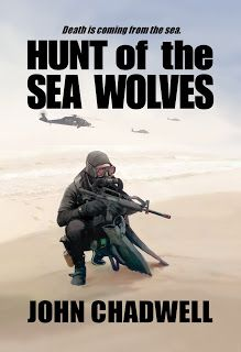 John Chadwell: 5-Star Review on Amazon for Hunt of the Sea Wolves...