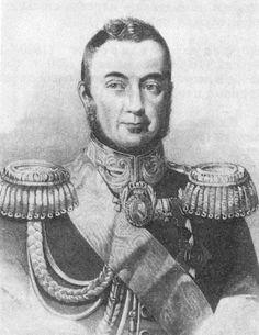 Волконский Петр Михайлович (1776-1852)