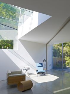 Folded House in London by Coffey Architects 13