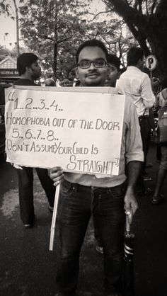 19 Hilarious, Moving, And Memorable Posters From India's Fight For Gay Rights