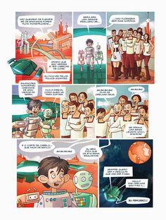 """""""Bem-vindos a Sfax"""" (with Patrícia Furtado) page #2"""