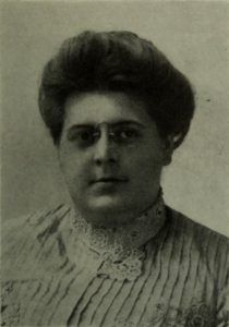 Myrtle Reed, American Author, Poet, Journalist, and Philanthropist. (1874 -- 1911) [Image: Public Domain, Wikipedia] | The Spinster Book: 1901 (and Men Are Like Cats...) | KristinHolt.com