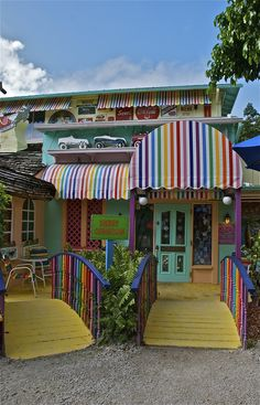 Bubble Room, Captiva Island, Florida. Best food on the Island and LARGE portions, Did I say LARGE!!!
