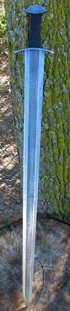 Late Viking era sword.