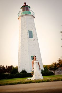 love the lighthouse!