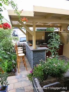Casolli´s kleine Genusswelt: Bauprojekt Outdoor-Küche - Teil 7: Finale