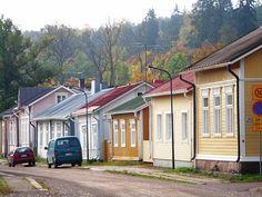 Loviisa, Finland.