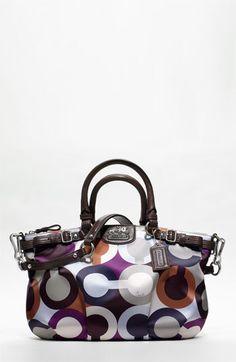I want a new Coach bag. :)